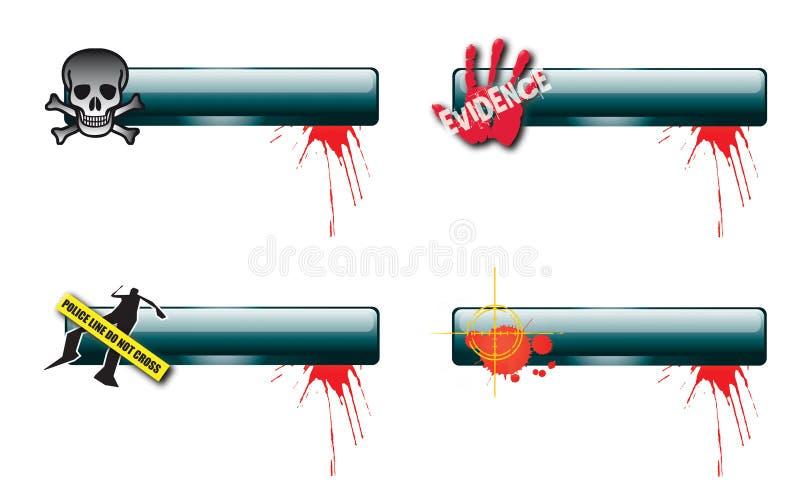 έγκλημα 2 ράβδων nav ελεύθερη απεικόνιση δικαιώματος
