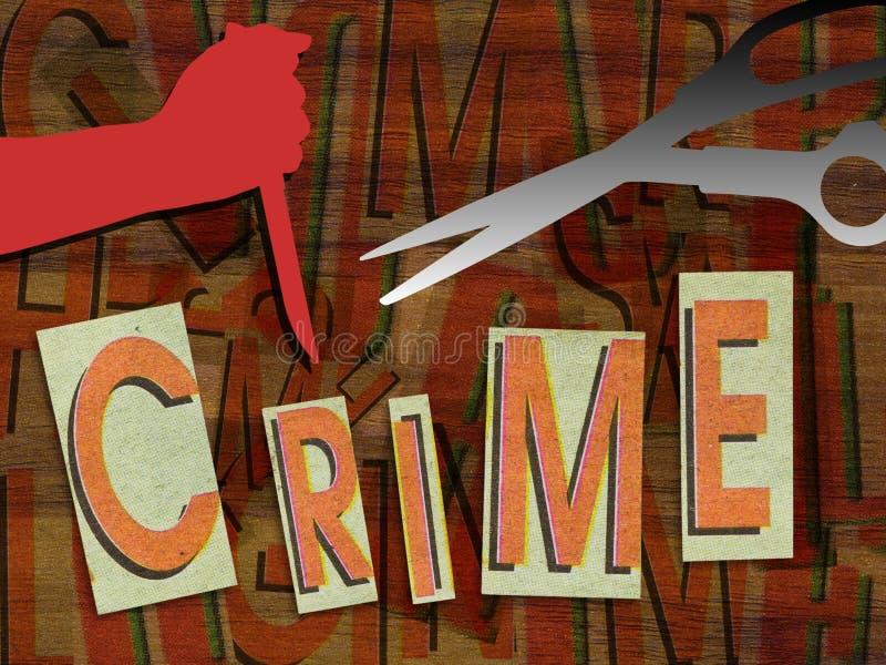 έγκλημα στοκ εικόνα με δικαίωμα ελεύθερης χρήσης