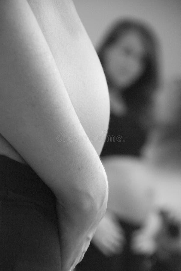 Download έγκυος γυναίκα στοκ εικόνες. εικόνα από οριζόντιος, θηλυκό - 13175084