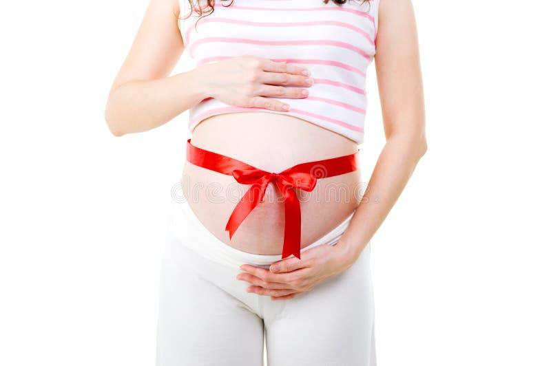 Έγκυος στοκ φωτογραφίες