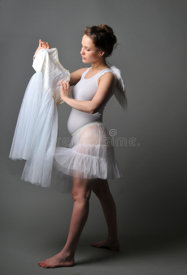 έγκυος στοκ φωτογραφία με δικαίωμα ελεύθερης χρήσης
