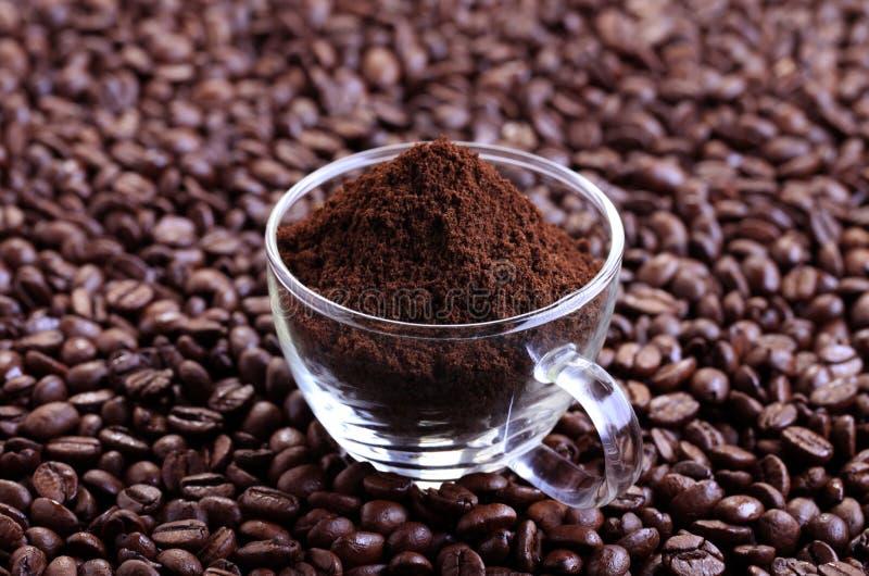 έδαφος καφέ στοκ εικόνες με δικαίωμα ελεύθερης χρήσης