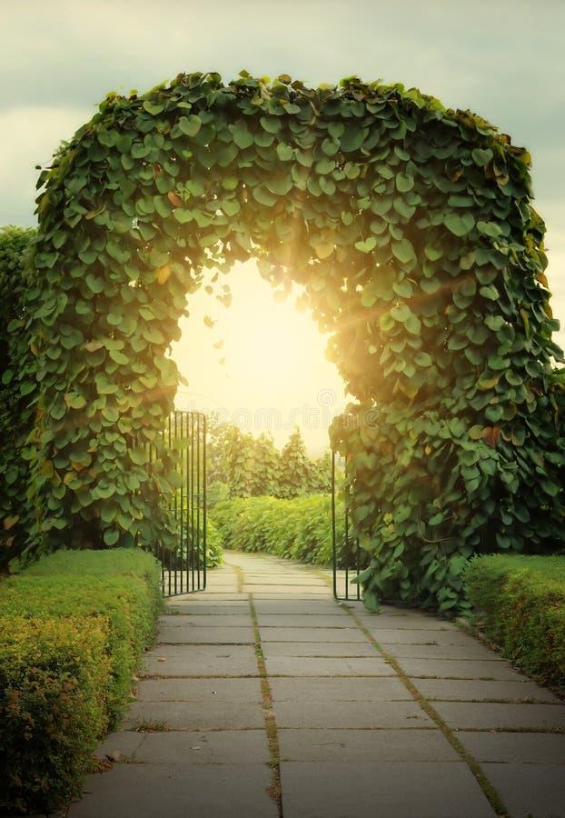 έδαφος νεράιδων πορτών στοκ φωτογραφία με δικαίωμα ελεύθερης χρήσης