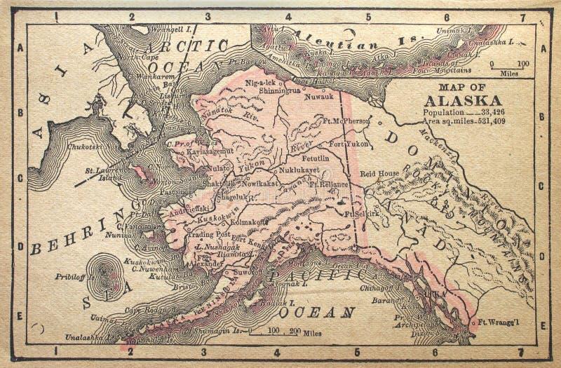 έδαφος της Αλάσκας στοκ εικόνες με δικαίωμα ελεύθερης χρήσης