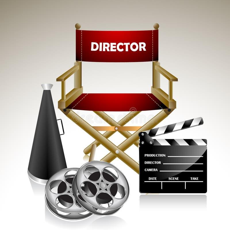 έδρα σκηνοθέτης s