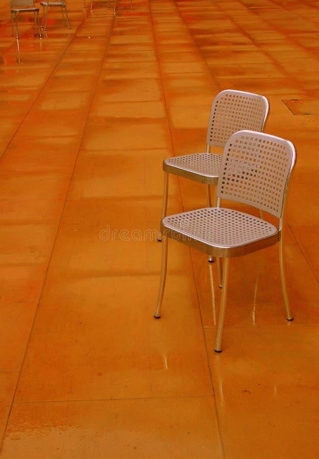 έδρες στοκ φωτογραφία