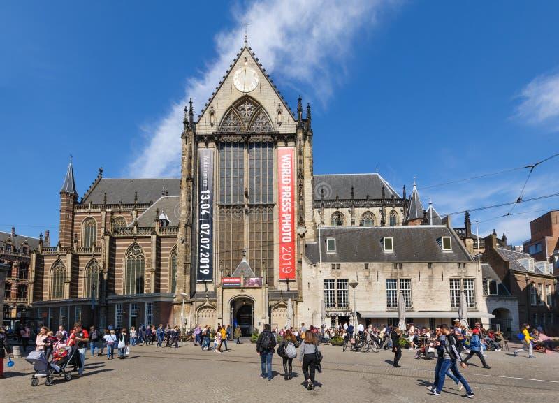 Έκθεση 201 της World Press Photo στο Άμστερνταμ, 2019 στοκ φωτογραφίες με δικαίωμα ελεύθερης χρήσης
