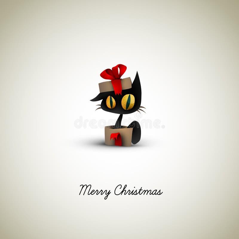 έκπληξη δώρων Χριστουγέννω& ελεύθερη απεικόνιση δικαιώματος