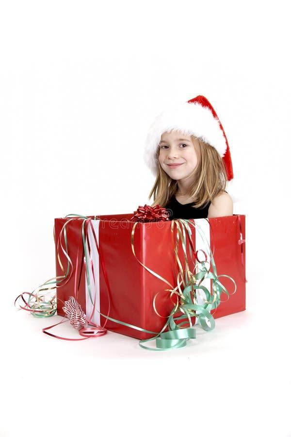 έκπληξη σειράς Χριστουγέννων στοκ εικόνες