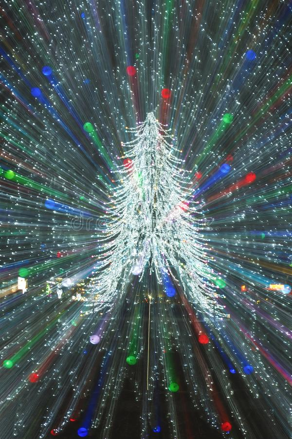 Έκρηξη χριστουγεννιάτικων δέντρων