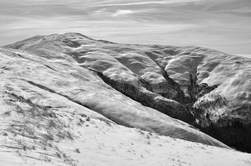 Έκταση βουνών στοκ εικόνα με δικαίωμα ελεύθερης χρήσης