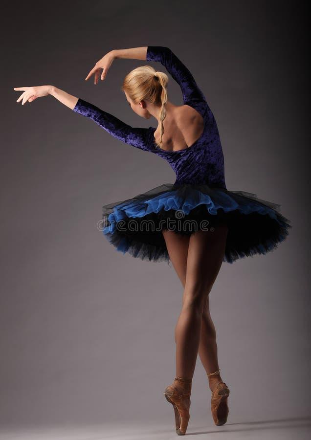 Έκφραση και μετακίνηση τέχνης μπαλέτου Κλασσική τέχνη μπαλέτου στοκ φωτογραφία με δικαίωμα ελεύθερης χρήσης