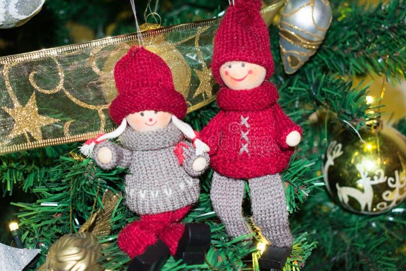 Έλατο Χριστουγέννων στοκ φωτογραφία με δικαίωμα ελεύθερης χρήσης