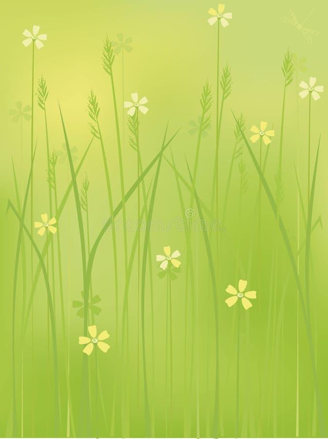 έλος λουλουδιών ελεύθερη απεικόνιση δικαιώματος