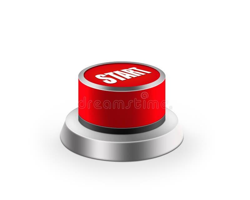 έναρξη κουμπιών απεικόνιση αποθεμάτων