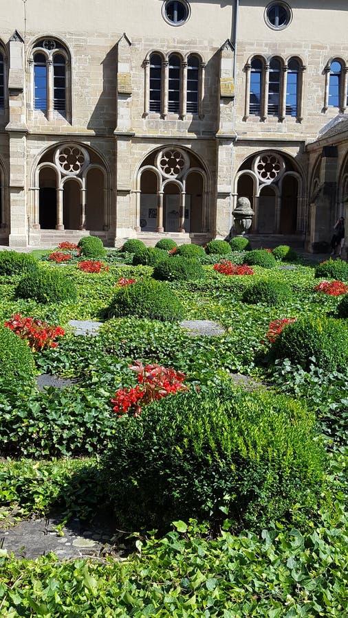 Ένας κήπος εκκλησιών στοκ εικόνες