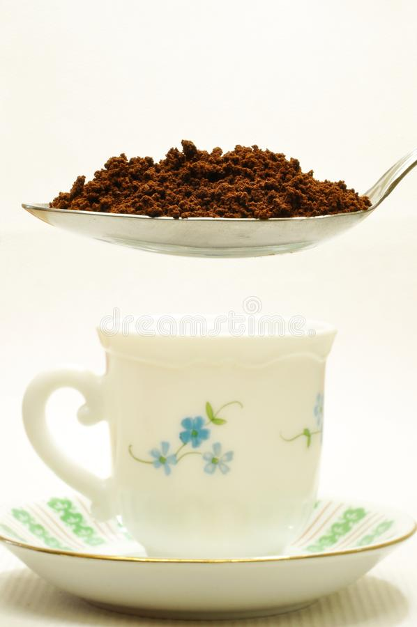 Ένας καλός καφές για ένα καλό ξύπνημα το πρωί 01 στοκ φωτογραφίες