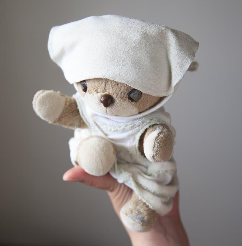 Ένας καλός λίγα teddy αντέχει στοκ φωτογραφίες με δικαίωμα ελεύθερης χρήσης