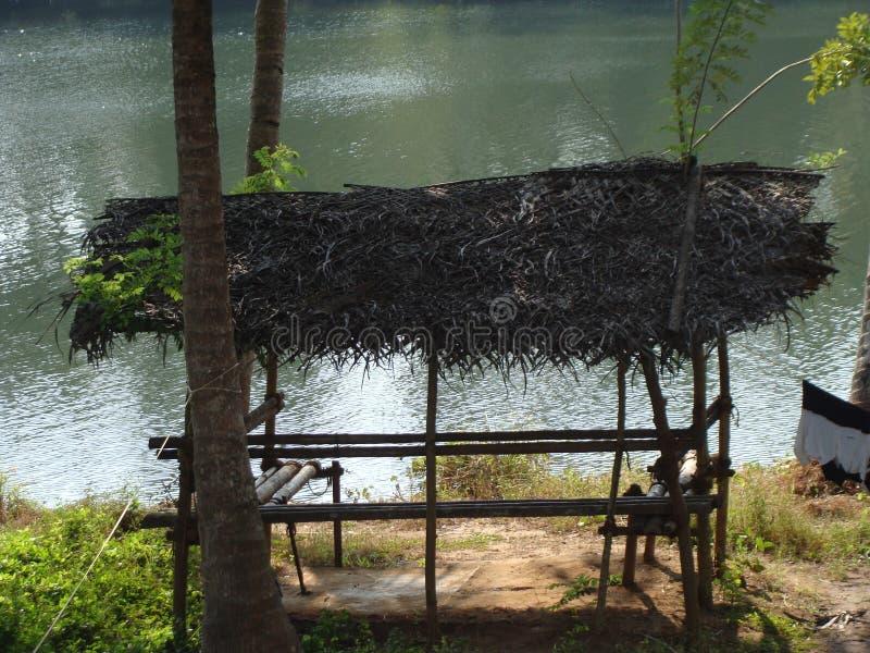 Ένας ποταμός μαλακίων στοκ εικόνες