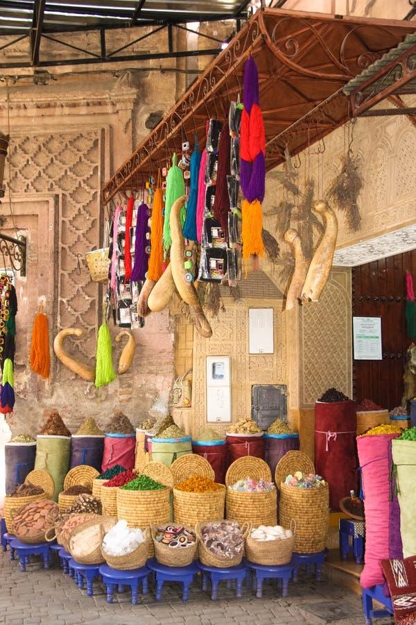 Ένας στάβλος αγοράς στοκ φωτογραφίες