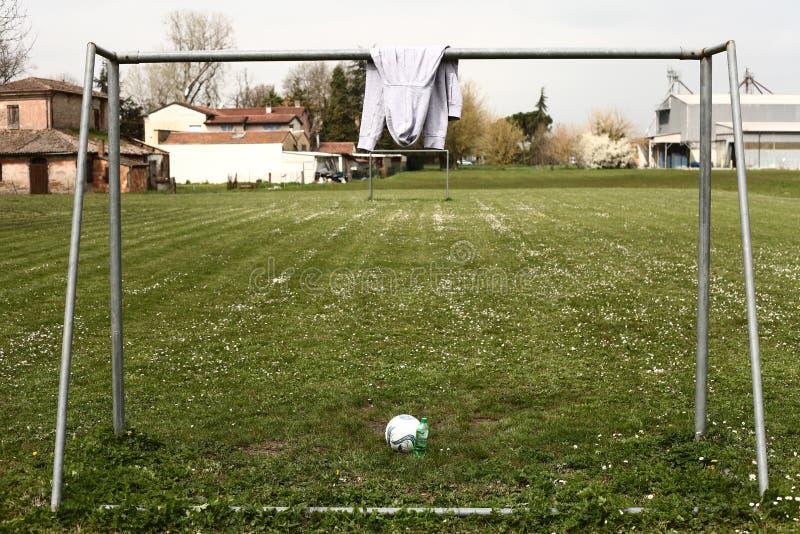 Παίξτε το ποδόσφαιρο στοκ εικόνα με δικαίωμα ελεύθερης χρήσης