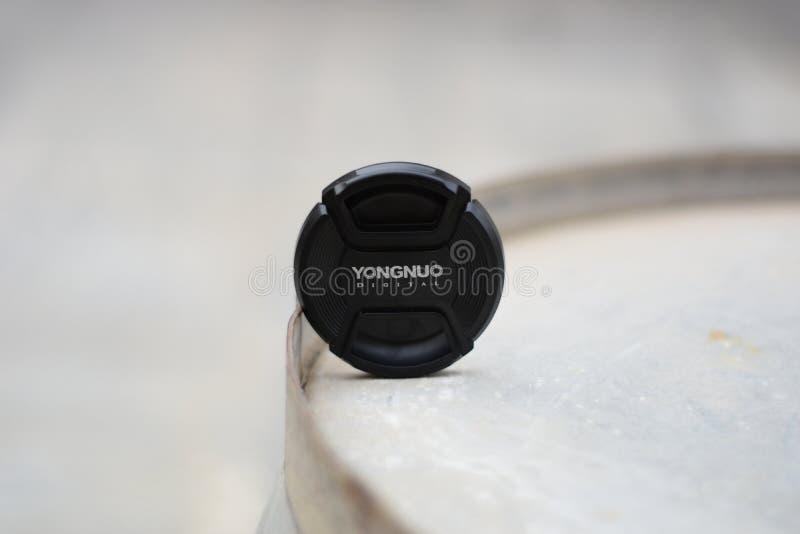 Ένας ψηφιακός φακός ΚΑΠ Yongnuo 50mm F1 8 στοκ φωτογραφίες με δικαίωμα ελεύθερης χρήσης