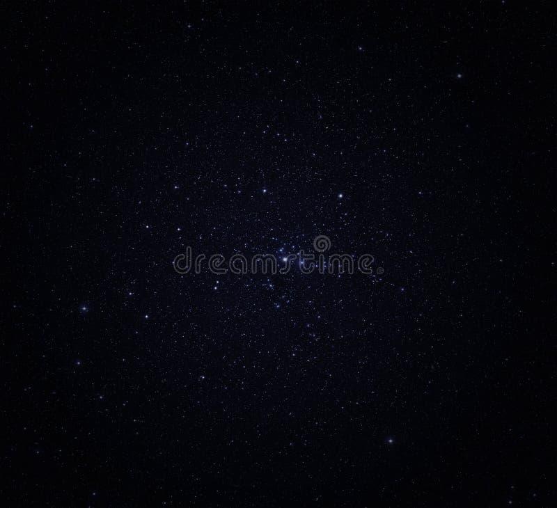 Έναστρος βαθύς ουρανός στοκ φωτογραφία