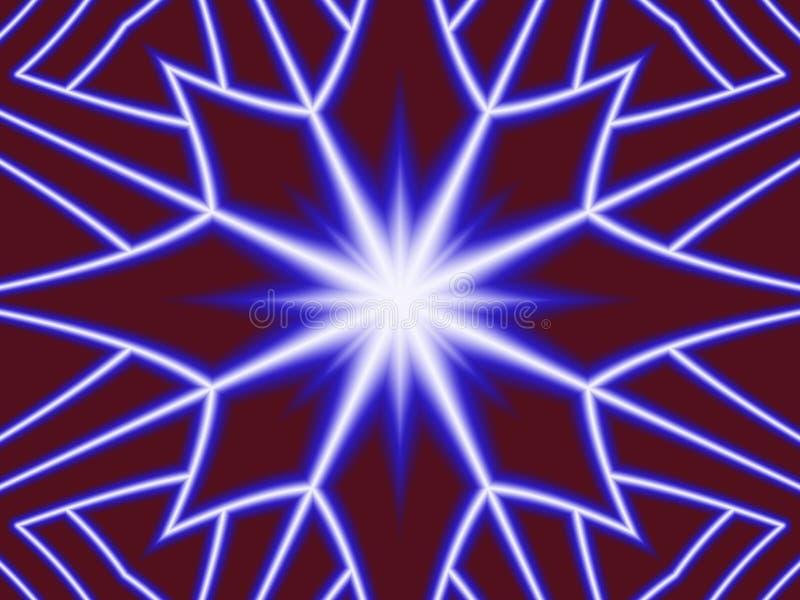 Ένα άλλο σημάδι αστεριών ελεύθερη απεικόνιση δικαιώματος