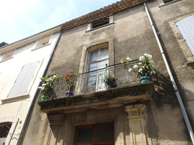 Ένα άνετο σπίτι στο νότο της Γαλλίας στοκ εικόνα με δικαίωμα ελεύθερης χρήσης