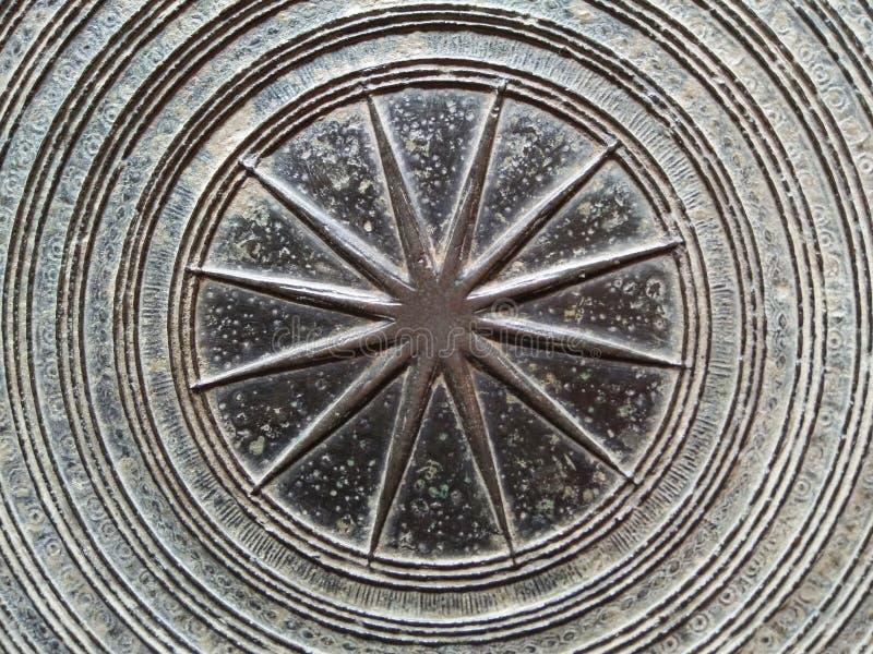 Ένα αρχαίο αστέρι στοκ φωτογραφία