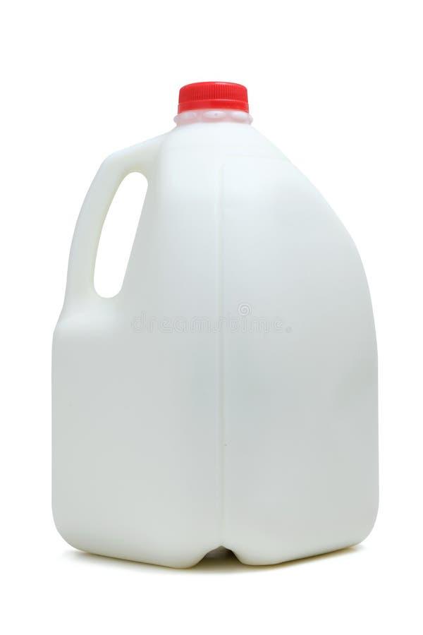 Ένα γαλόνι του γάλακτος στοκ εικόνες