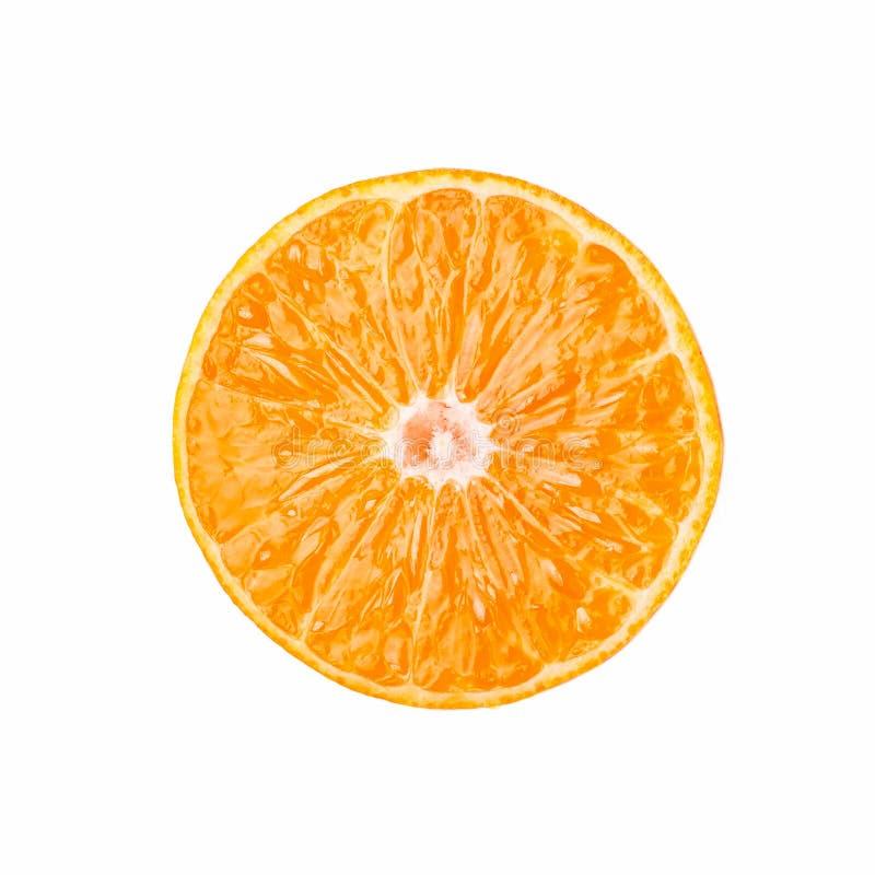 Ένα δεύτερο tangerine στοκ φωτογραφία