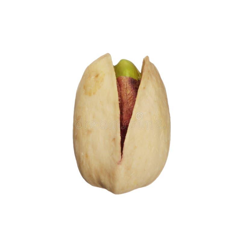 Ένα καρύδι φυστικιών στοκ φωτογραφία