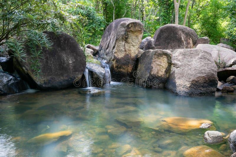 """Ένα μέρος του ρεύματος """"DA """"το καλοκαίρι, πόλη του Vung Tau, Βιετνάμ στοκ εικόνες"""