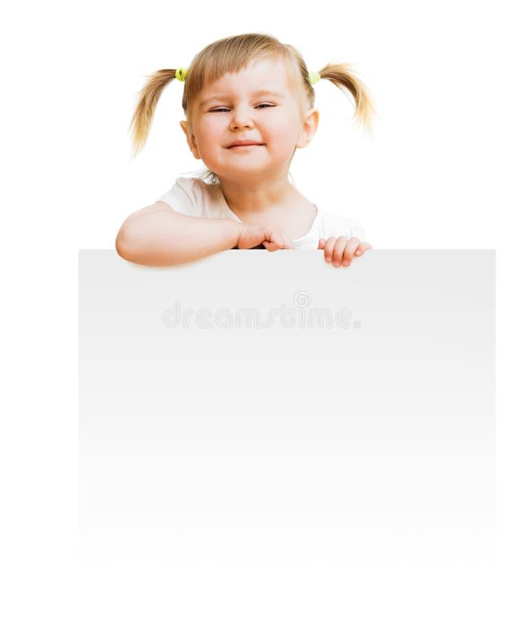 Ένα μικρό παιδί στοκ εικόνες