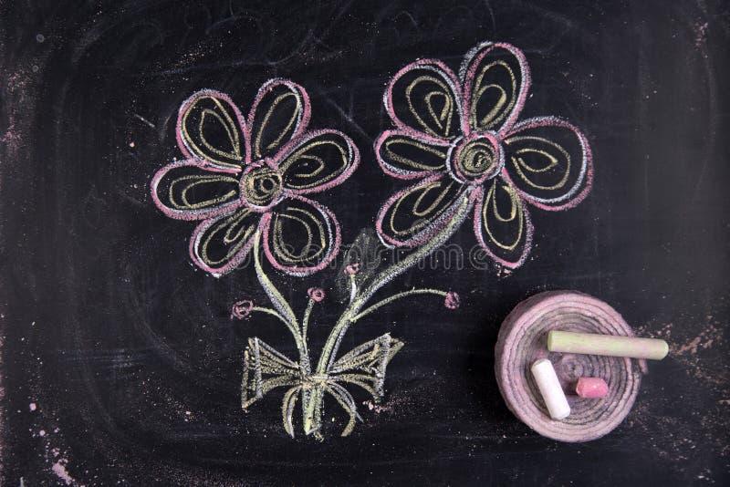 Ένα λουλούδι για σας στοκ φωτογραφία με δικαίωμα ελεύθερης χρήσης