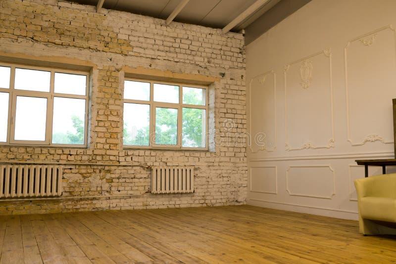 Ένα παλαιό δωμάτιο στοκ εικόνα