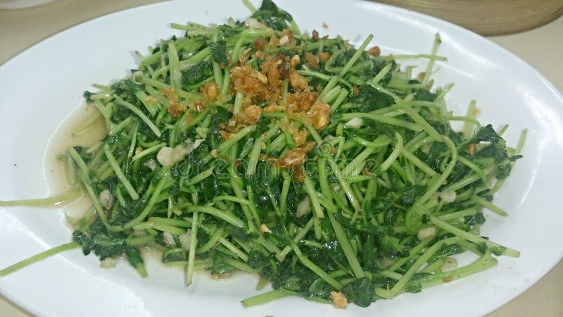 ένα πιάτο των λαχανικών στοκ φωτογραφία με δικαίωμα ελεύθερης χρήσης