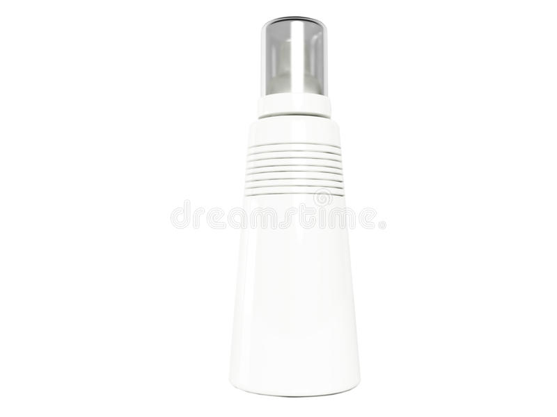 Ένα συμπαθητικό μπουκάλι απεικόνιση αποθεμάτων