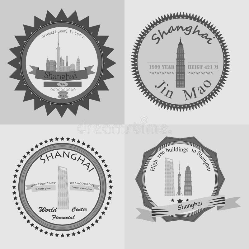 Ένα σύμβολο της σύγχρονης Σαγκάη στοκ φωτογραφία