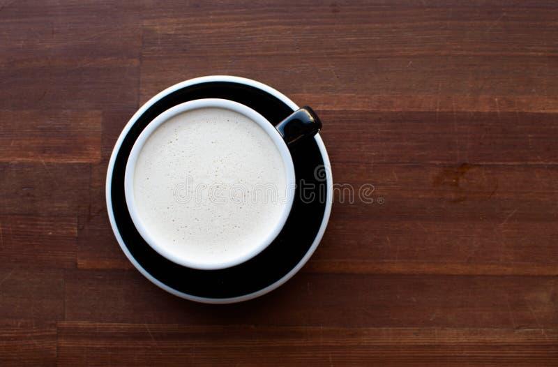 Ένα φλυτζάνι raf του καφέ στοκ φωτογραφίες με δικαίωμα ελεύθερης χρήσης