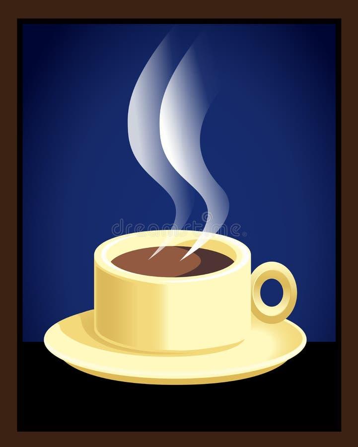 Ένα φλυτζάνι του espresso στοκ εικόνες