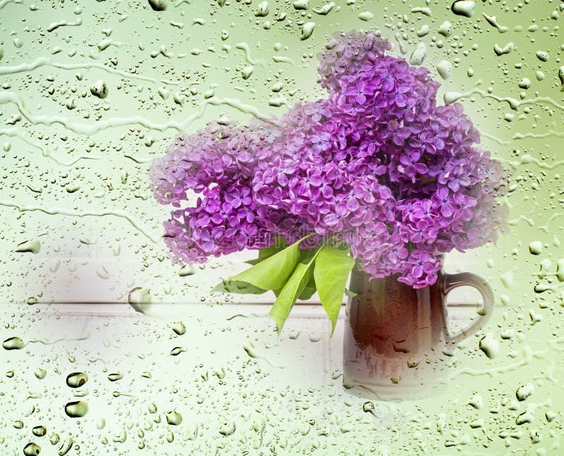 Ένα όμορφο floral υπόβαθρο στοκ φωτογραφίες