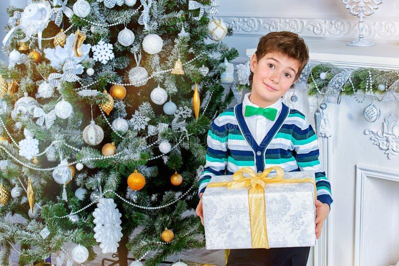Ένα δώρο από το γιο στοκ φωτογραφία