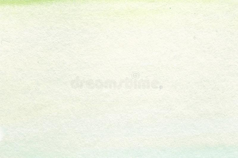 Έννοια άνοιξη - απομονωμένος περίληψη ζωηρόχρωμος λεκές watercolor, εκτάριο στοκ εικόνα με δικαίωμα ελεύθερης χρήσης