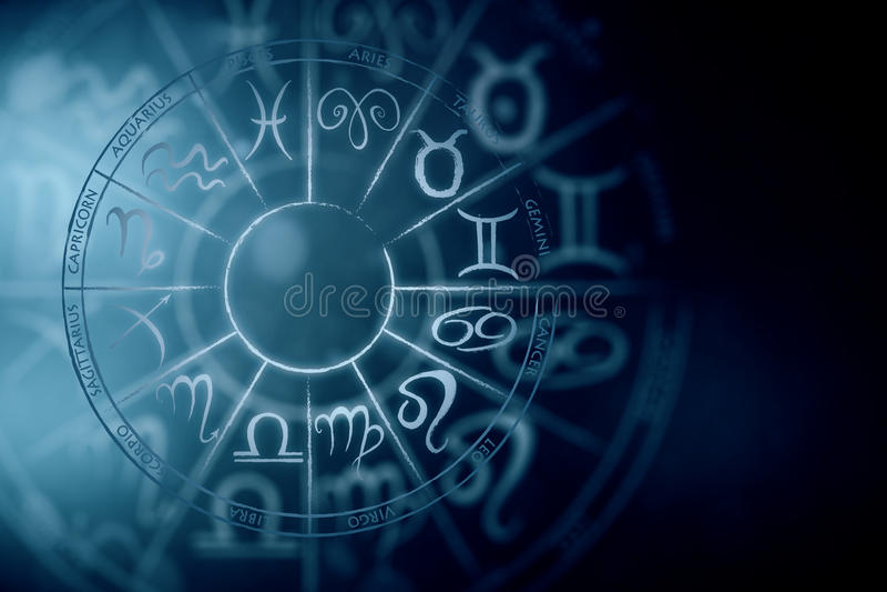 Έννοια αστρονομίας ελεύθερη απεικόνιση δικαιώματος