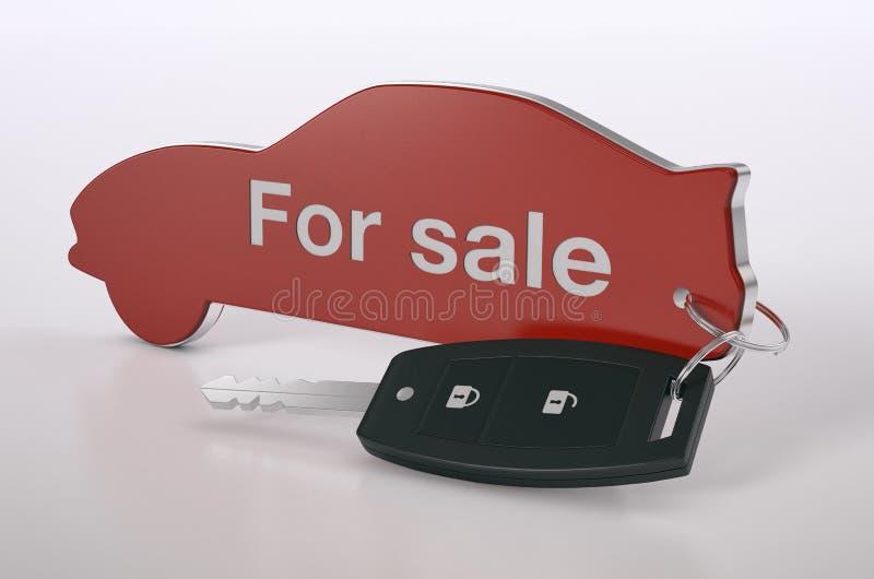 Έννοια αυτοκινητοβιομηχανίας διανυσματική απεικόνιση