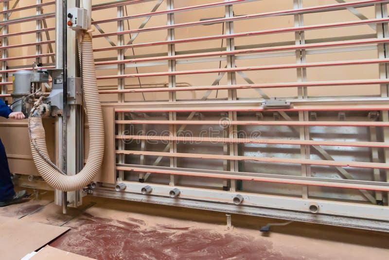 Έννοια βιομηχανίας παραγωγής, κατασκευής και ξυλουργικής στοκ εικόνα με δικαίωμα ελεύθερης χρήσης