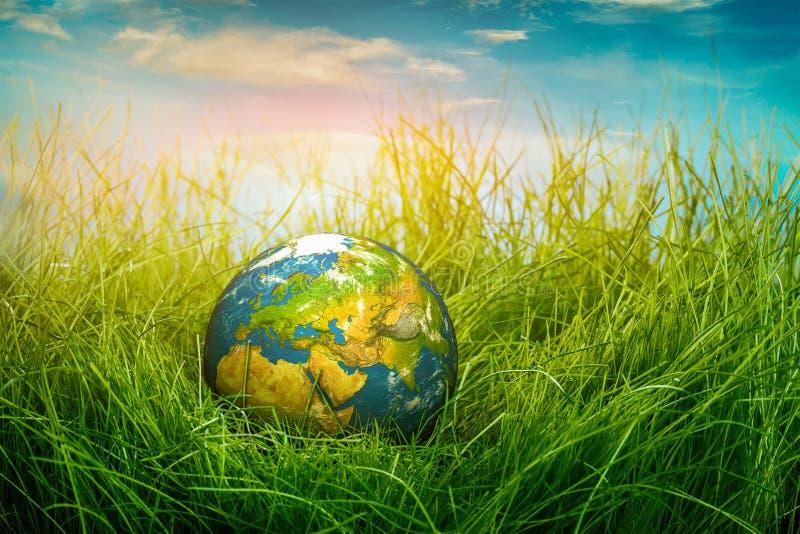 Έννοια - γήινη ημέρα στοκ φωτογραφίες με δικαίωμα ελεύθερης χρήσης