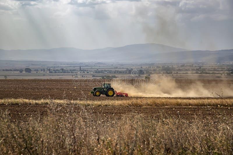 Έννοια γεωργίας και αγρονομίας στοκ φωτογραφίες